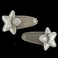 Zilver Haarspeldje handgemaakt 4 cm