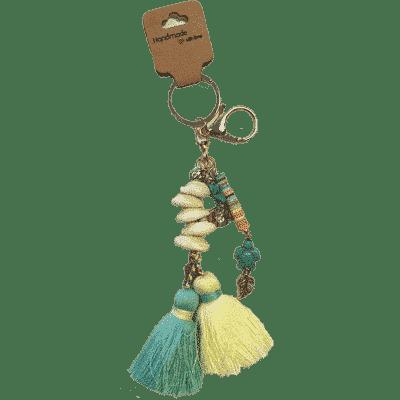 Yellowblue sleutelhanger