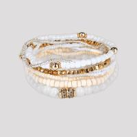Bohemian Strand Armband Pulseras Mujer Femme Wit