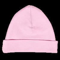 Funnies Babymutsje roze 50-56 met naam