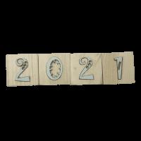Gepersonaliseerde 3d naamblokjes