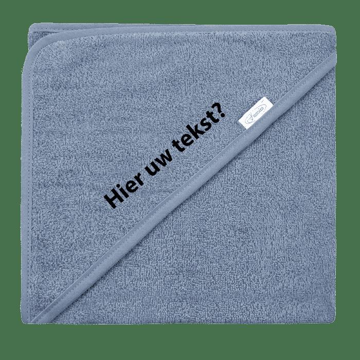 Badcape Uni Line Grey-Blue