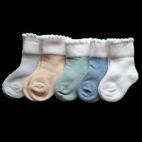 Kraag set baby sokjes 0 tot 1 jaar
