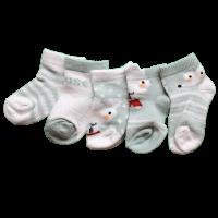 Muis set baby sokken 0 tot 1 jaar