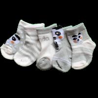 Panda set baby sokken 0 tot 1 jaar