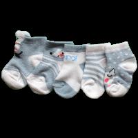Pony set baby sokken 0 tot 1 jaar